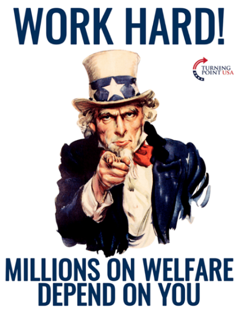 WELFARE - work hard, millions depend on you (BEST)